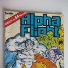 Comics: MARVEL TWO-IN-ONE ALPHA FLIGHT/LA MASA Nº 36 FORUM ARX129. Lote 280911783