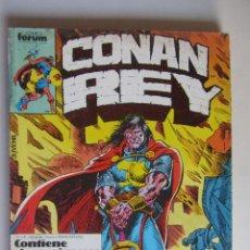 Comics: CONAN REY - RETAPADO CON LOS Nº 51 52 53 54 55 COMICS FORUM ET. Lote 280926888
