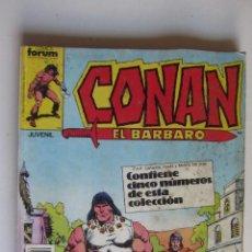 Comics: CONAN EL BARBARO RETAPADO CON LOS Nº 131 - 132 - 133 - 134 - 135 COMICS FORUM ET. Lote 280928373