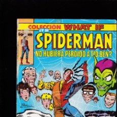 Cómics: WHAT IF - VOL.1- Nº 15 DE 70 - ¿Y SI EL TÍO DE SPIDER-MAN HUBIESE VIVIDO? - FORUM -. Lote 280973558