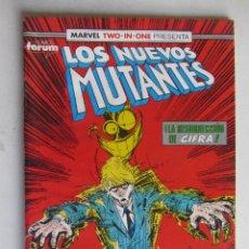 Comics: LOS NUEVOS MUTANTES VOL. 1 Nº 55 MARVEL FORUM ARX131. Lote 281047188