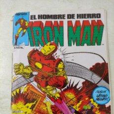 Cómics: EL HOMBRE DE HIERRO. IRON MAN. COMICS FORUM. ¡ HOLOCAUSTO A PLENA LUZ¡. Nº6. Lote 282066768