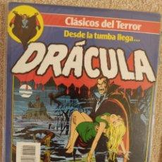 Comics : CLÁSICOS DEL TERROR: DRÁCULA FORUM (RETAPADO) 1 AL 14 MUY BUEN ESTADO. Lote 282068003