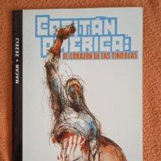 Cómics: CAPITÁN AMÉRICA : EL CORAZÓN DE LAS TINIEBLAS ( FORUM ) 2003. Lote 282187703