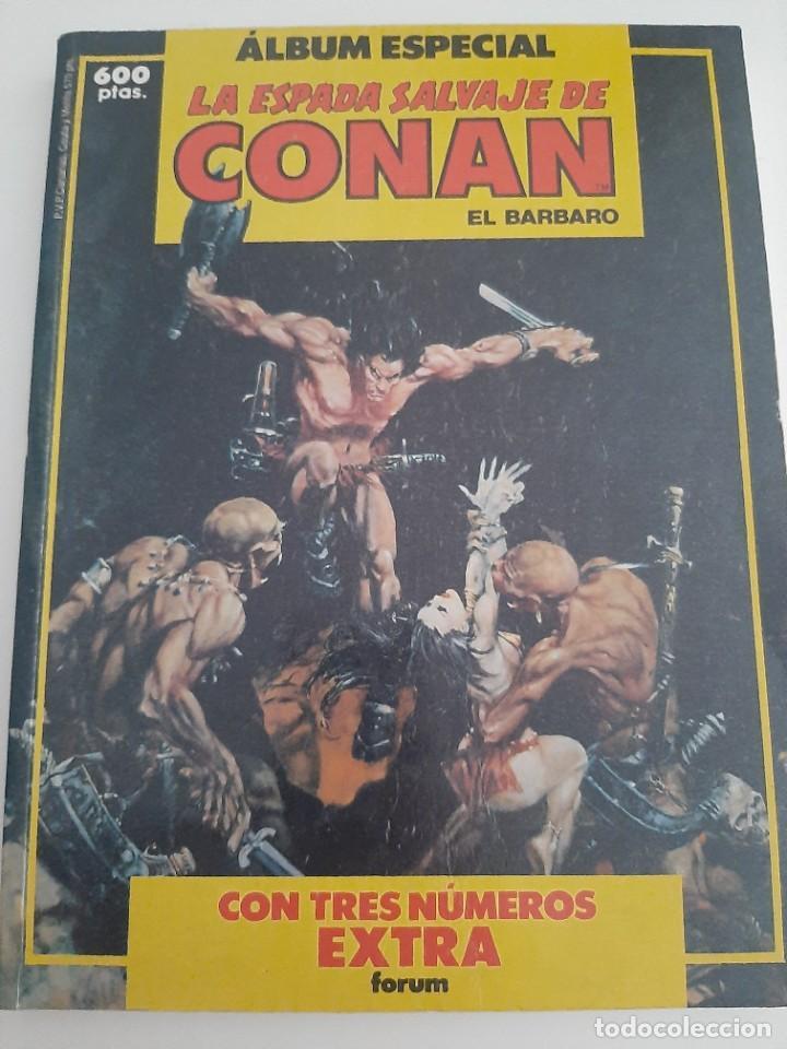 COMIC ESPECIAL LA ESPADA SALVAJE DE CONAN EL BARBARO MUY ANTIGUO (Tebeos y Comics - Forum - Conan)