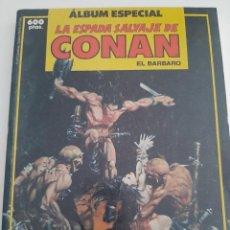 Cómics: COMIC ESPECIAL LA ESPADA SALVAJE DE CONAN EL BARBARO MUY ANTIGUO. Lote 282192228