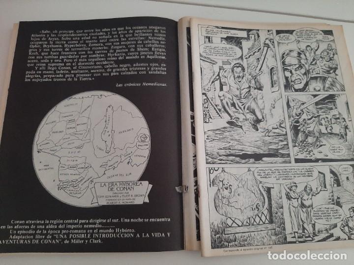 Cómics: COMIC ESPECIAL LA ESPADA SALVAJE DE CONAN EL BARBARO MUY ANTIGUO - Foto 3 - 282192228
