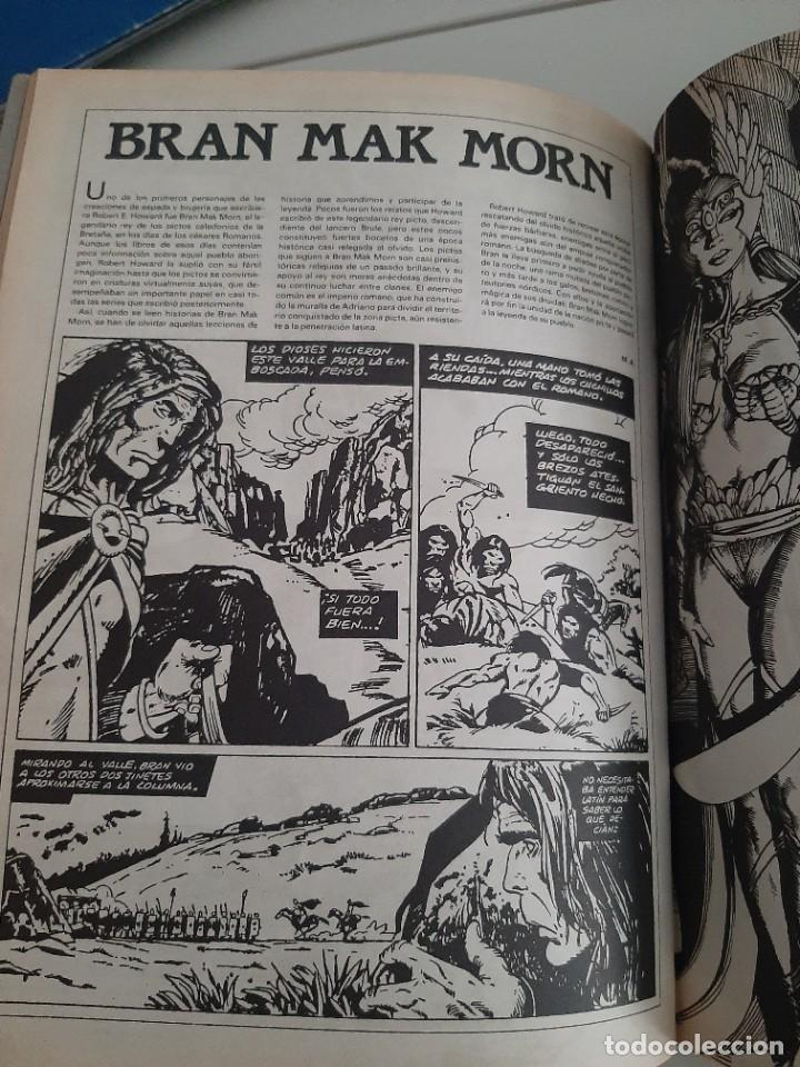 Cómics: COMIC ESPECIAL LA ESPADA SALVAJE DE CONAN EL BARBARO MUY ANTIGUO - Foto 5 - 282192228