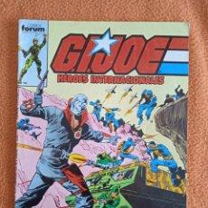 Comics : G.I.JOE 9 FORUM. Lote 282209268