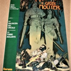 Cómics: FAFHRD AN THE GRAY MOUSER - LIBRO 2 - FORUM. Lote 282455048