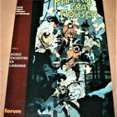 Cómics: FAFHRD AN THE GRAY MOUSER - LIBRO 1 - FORUM. Lote 282455053