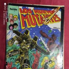 Comics: LOS NUEVOS MUTANTES. ESPECIAL VERANO . FORUM. Lote 282853198