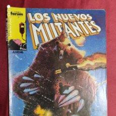 Cómics: LOS NUEVOS MUTANTES. VOL. 1. Nº 19 . FORUM. Lote 282855318