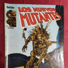 Cómics: LOS NUEVOS MUTANTES. VOL. 1. Nº 22 . FORUM. Lote 282855833