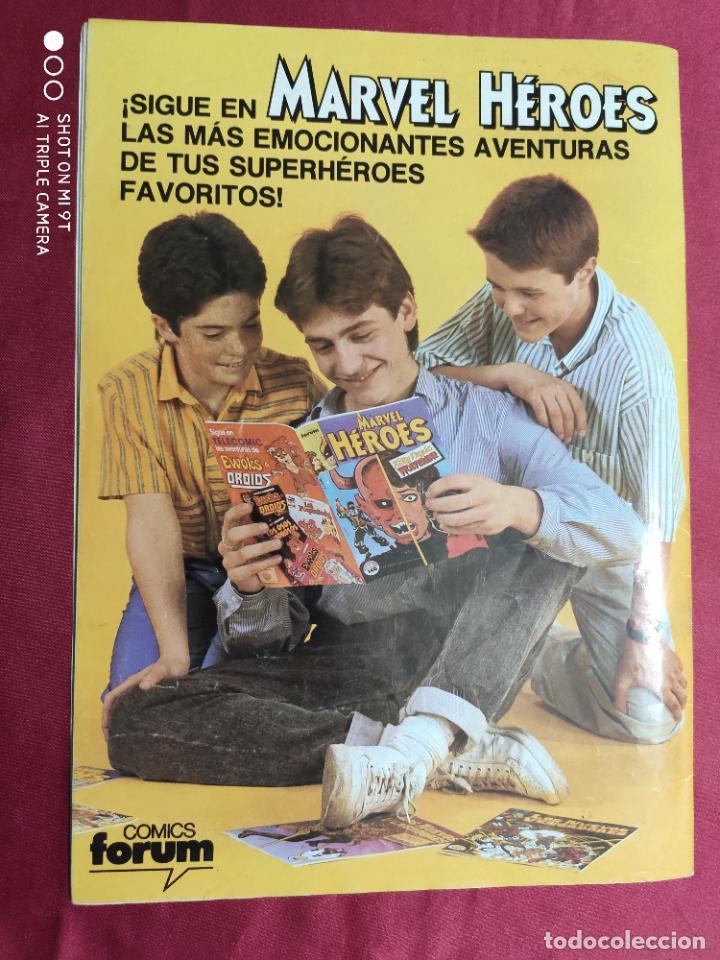 Cómics: LOS NUEVOS MUTANTES. VOL. 1. Nº 23 . FORUM - Foto 2 - 282855898