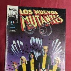 Cómics: LOS NUEVOS MUTANTES. VOL. 1. Nº 25 . FORUM. Lote 282856333