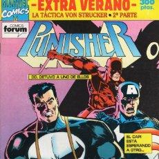 Fumetti: PUNISHER EXTRA VERANO 1992 LA TACTICA VON STRUCKER - FORUM - BUEN ESTADO. Lote 282867298