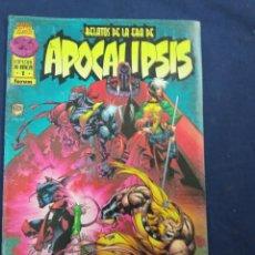 Cómics: RELATOS DE LA ERA DE APOCALIPSIS. MARVEL COMICS ESPECIAL X-MEN Nº1 FORUM. Lote 282902318