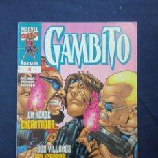 Cómics: GAMBITO. MARVEL COMICS FORUM Nº3 NICIEZA. SKROCE. HUNTER. Lote 282906278