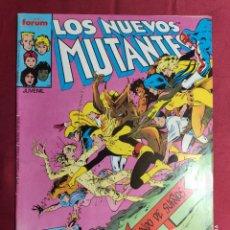 Cómics: LOS NUEVOS MUTANTES. VOL. 1. Nº 30 . FORUM. Lote 282978903