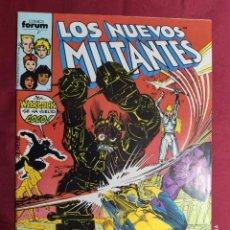 Cómics: LOS NUEVOS MUTANTES. VOL. 1. Nº 35. FORUM. Lote 282980383