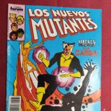 Cómics: LOS NUEVOS MUTANTES. VOL. 1. Nº 37. FORUM. Lote 282980518
