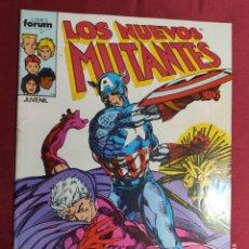 Cómics: LOS NUEVOS MUTANTES. VOL. 1. Nº 40. FORUM. Lote 282980838