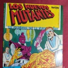 Cómics: LOS NUEVOS MUTANTES. VOL. 1. Nº 42. FORUM. Lote 282981053
