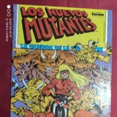 Cómics: LOS NUEVOS MUTANTES. VOL. 1. Nº 43. FORUM. Lote 282981098