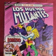 Cómics: LOS NUEVOS MUTANTES. VOL. 1. Nº 48. MARVEL TWO-IN-ONE. FORUM. Lote 282985828