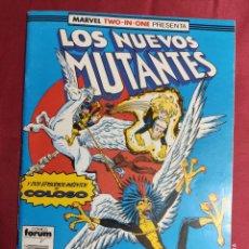 Cómics: LOS NUEVOS MUTANTES. VOL. 1. Nº 52. MARVEL TWO-IN-ONE. FORUM. Lote 282986628