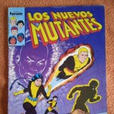 Comics: LOS NUEVOS MUTANTES 1 (FORUM). Lote 283003888