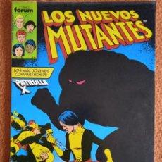 Cómics: LOS NUEVOS MUTANTES 3 (FORUM). Lote 283003978