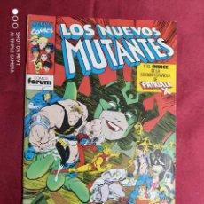 Cómics: LOS NUEVOS MUTANTES. VOL. 1. Nº 60. FORUM. Lote 283107038