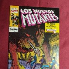 Cómics: LOS NUEVOS MUTANTES. VOL. 1. Nº 61. FORUM. Lote 283107223
