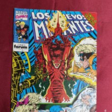 Cómics: LOS NUEVOS MUTANTES. VOL. 1. Nº 62. FORUM. Lote 283107293