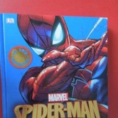 Cómics: MARVEL SPIDER-MAN - EL UNIVERSO DE TU AMIGO Y VECINO - LA GUÍA DEFINITIVA - MARVEL 2017 1ª EDICIÓN.. Lote 283456293
