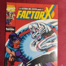 Comics: FACTOR X. VOL. 1. Nº 39. FORUM. Lote 283470223