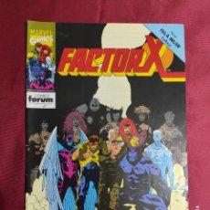 Comics: FACTOR X. VOL. 1. Nº 55. FORUM. Lote 283473113