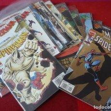 Cómics: SPIDERMAN DE JOHN ROMITA LOTE 25 NUMEROS ¡COMO NUEVOS! FORUM MARVEL EXCELSIOR. Lote 283501503