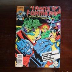 Cómics: CÓMIC RETAPADO DE TRANSFORMERS. CONTIENE 5 NÚMEROS. EDITORIAL FORUM.. Lote 283715708