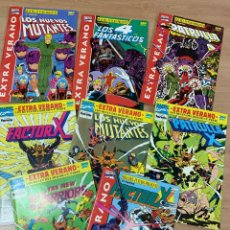 Comics: LOTE DE 8 EJEMPLARES DE MARVEL CÓMICS EXTRA DE VERANO.. Lote 283874043
