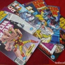 Cómics: IRON MAN VOL. 2 NºS 7, 9, 10, 11, 12, 13 Y 15 ( MICHELINIE ) ¡MUY BUEN ESTADO! MARVEL FORUM. Lote 283924253