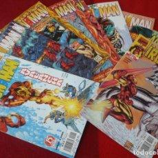 Cómics: IRON MAN VOL. 4 NºS 2, 3, 9, 10, 11, 16, 17, 18 Y 24 ( BUSIEK CHEN ) ¡MUY BUEN ESTADO! MARVEL FORUM. Lote 283925438