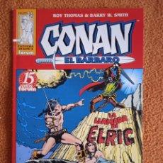 Comics: FANTASIA HEROICA -CONAN EL BÁRBARO 14-FORUM. Lote 284018908