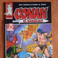 Comics: FANTASIA HEROICA -CONAN EL BÁRBARO 15-FORUM. Lote 284019003