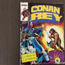 Cómics: CONAN REY FORUM NÚMERO 1. Lote 284123463