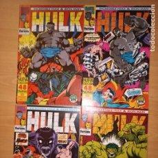 Comics: COLECCIÓN CASI COMPLETA HULK-IRON MAN CÓMICS FORUM. 8 NÚMEROS DE 9 EN TOTAL.. Lote 284169588