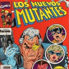 Comics: LOS NUEVOS MUTANTES Nº 63 - FORUM. Lote 284209523