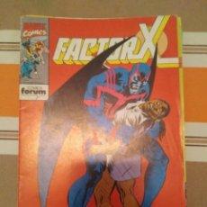 Cómics: FACTOR-X 49 - COMIC MARVEL FORUM - PEDIDO MINIMO 3€. Lote 284393428